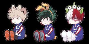 [Render #82] Boku no Hero Academia by phuong0103hcm