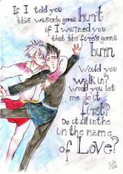 In The Name Of Love by Kianenn