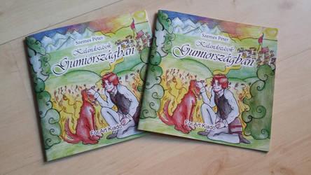 Bedtime story books by Kianenn