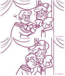 future Starco - pregnant by anonymoususer10