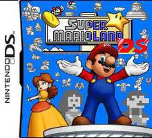 Super Mario Land DS by SmashKai