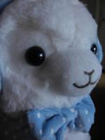 Alpaca named Llama by WinterCosplay