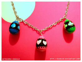 Shugo Chara Necklace by ZombiDJ