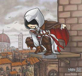 Ezio Auditore da Firenze by ZombiDJ