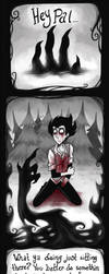 Don't Starve Comic [part 2] by ZombiDJ