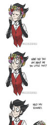 Hold my flowers [Don't Starve] by ZombiDJ