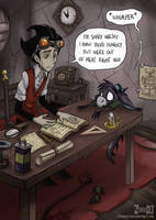 [Don't Starve] there was a time... by ZombiDJ