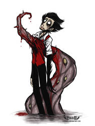 [Don't Starve] Tentacle by ZombiDJ