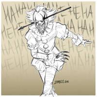 IT - Hehehaha by ZombiDJ