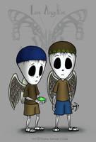 Los Angelitos - Grim Fandango by ZombiDJ