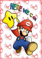 -Super Mario- by ZombiDJ