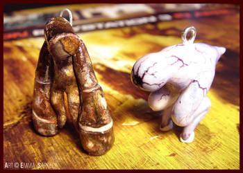 Silent Hill Charms -part2- by ZombiDJ