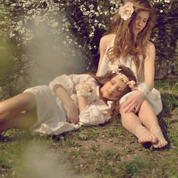 spring by LoveInMist