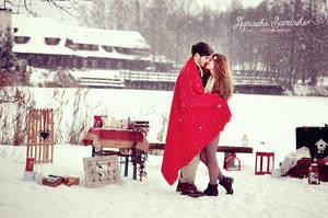 warm winter by LoveInMist