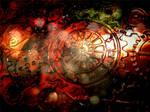 Industrial Steampunk Background Stock2 by ValerianaSTOCK