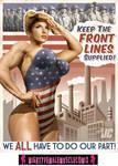 Ms Liberty Guns of War Sample 3 by SteeleBlazer84