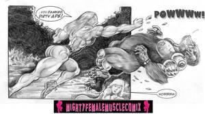 Totally Super Spies Issue 3 Sample 2 by SteeleBlazer84
