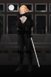 Demon Stalker by Lady--Amaranth