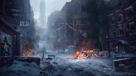 City Appocalypse by giaonp