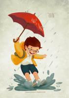 Rain by limzhilin