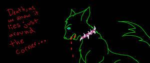 A Cat of Death by WarriorapprenticeKat