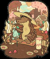 Chocolate Bayou by Chocodiley