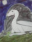 Dragon by Invaderskull1995