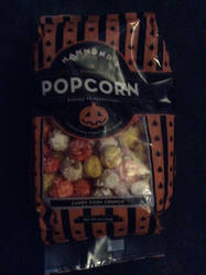 Candy corn popcorn by Invaderskull1995
