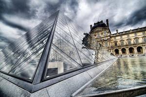 Louvre by dandude666