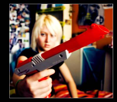 VideoGames kill by dandude666