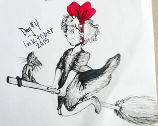 Kiki's Delivery Service by MoonKissedDreamer