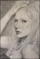 Avril Lavigne 3 by Anna999