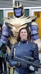Bucky Barnes Infinity War Hal-Con 1 by RelicRaider