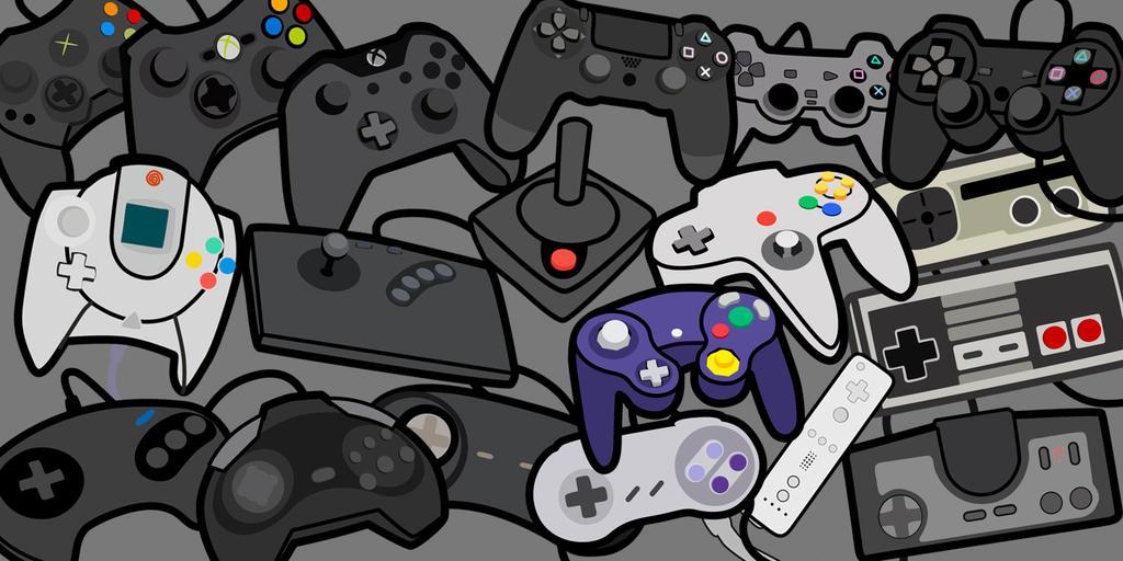 My Top 10 Favorite Video Games by oldschool1990