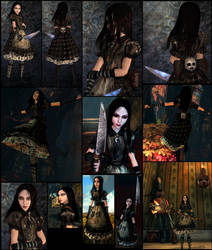Alice 2_broken doll skin by Cerberus071984