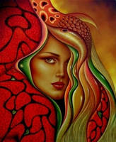 CERETER, Goddess of Fertility by LEONALEGRIA