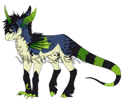 Pollux Design Auction :CLOSED: by Virusaurus
