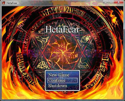 HetaFear Screenshots by Atomic-Crayon
