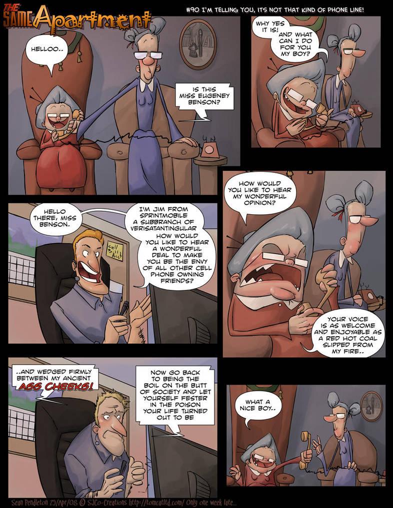 Same Apt pg 90.. by ohTHATsean