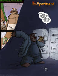 Same Apt pg 28.. by ohTHATsean