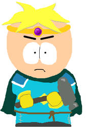 Butters the Merciful by huskiezlover