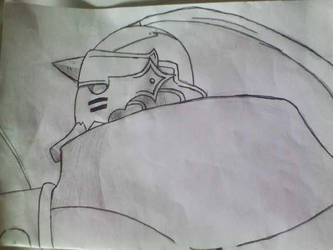 Alphonse by huskiezlover