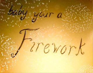 Firework by lovethecolour