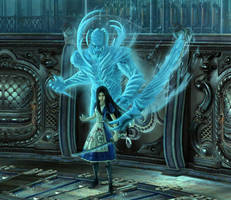 Yamato Ghost by Phoenix-zhuzh