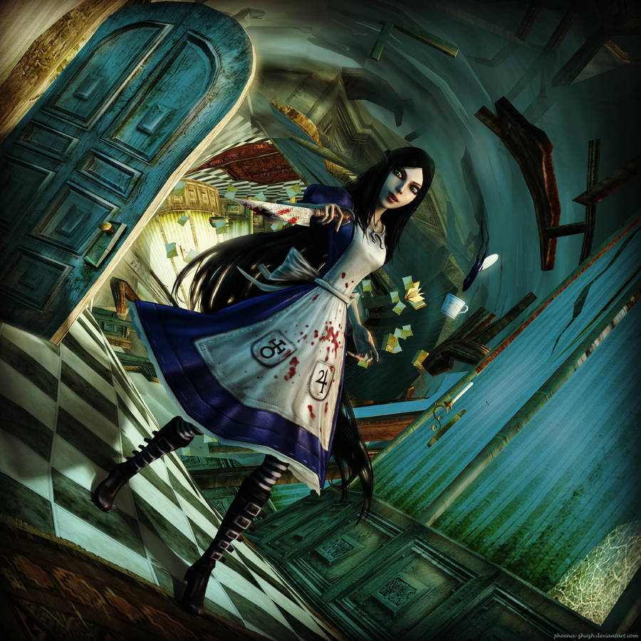Fortress of Doors by Phoenix-zhuzh