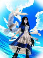 Goodbye summer by Phoenix-zhuzh