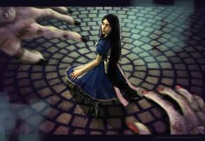 You Can't Escape by Phoenix-zhuzh