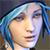 Chloe Happy 1 by BenGrunder