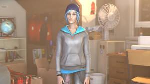 Chloe's Jacket by BenGrunder