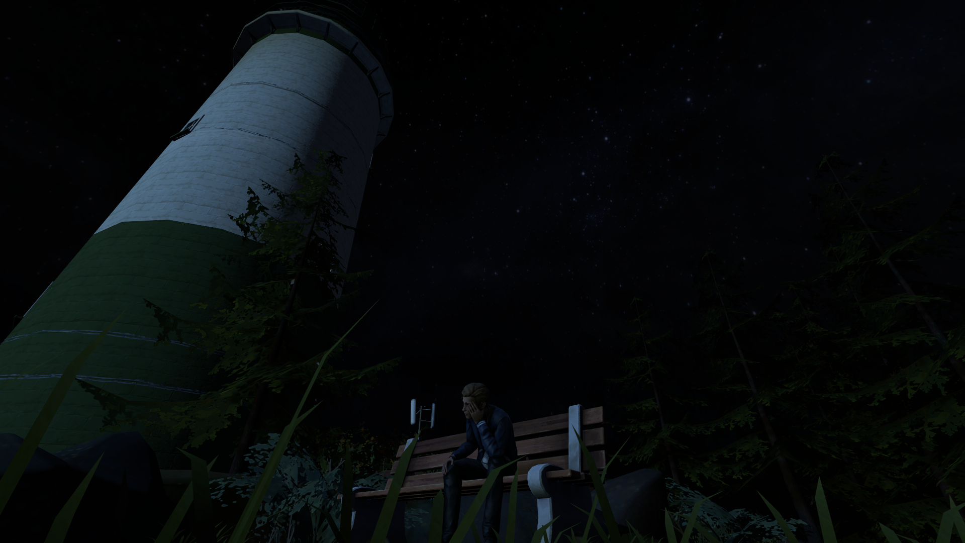 [LiS] Under the Stars by BenGrunder
